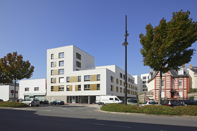 Soon Architectes Logements BBC