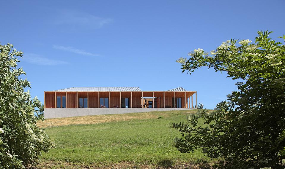 Maison Bois Prix National De La Construction Bois Herve Ceneda